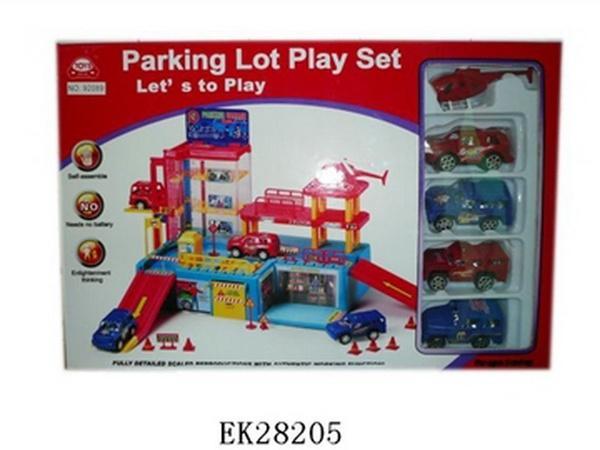 01092089 Паркинг 92089, 5 машин, в кор.
