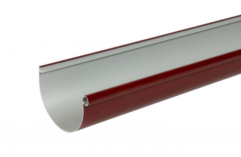 Желоб водосточный 4м Nicoll LG25 D=115мм