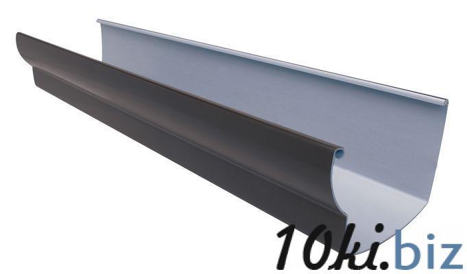 Желоб 4м водосточный Ovation LG28 купить в Беларуси - Системы водоотвода и комплектующие