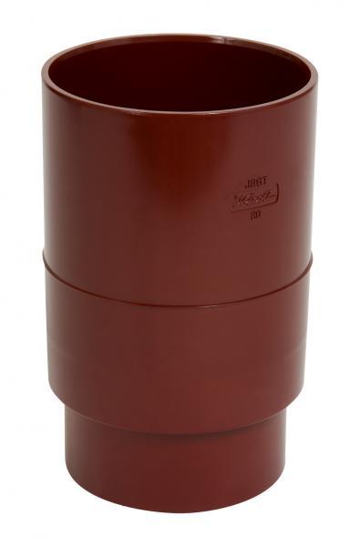 Муфта трубы Nicoll LG25 D=80мм