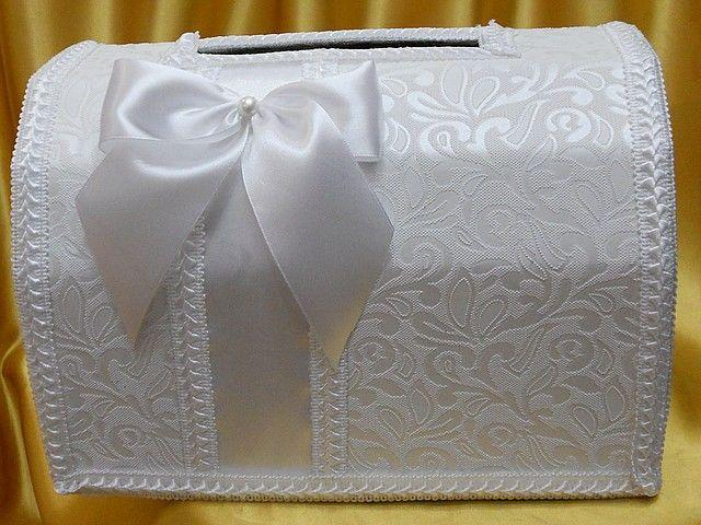 Сундук для сбора денег на свадьбе