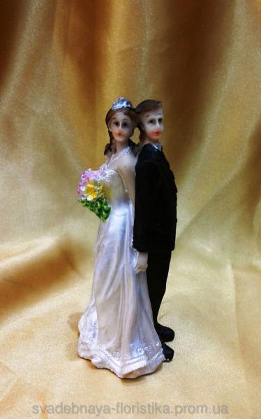 Свадебная статуэтка на торт