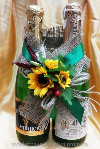 Свадебное украшения в украинском стиле