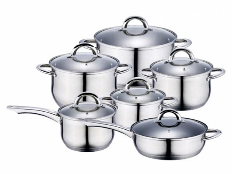 Набор посуды WELLBERG 12 пр WB-4360