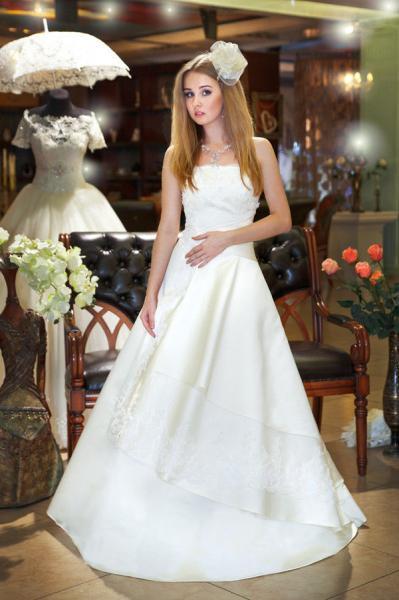 Свадебное платье Француженка