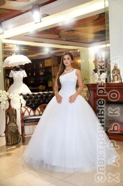 Свадебное платье 14041