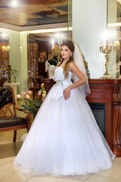 Свадебное платье Эксклюзи