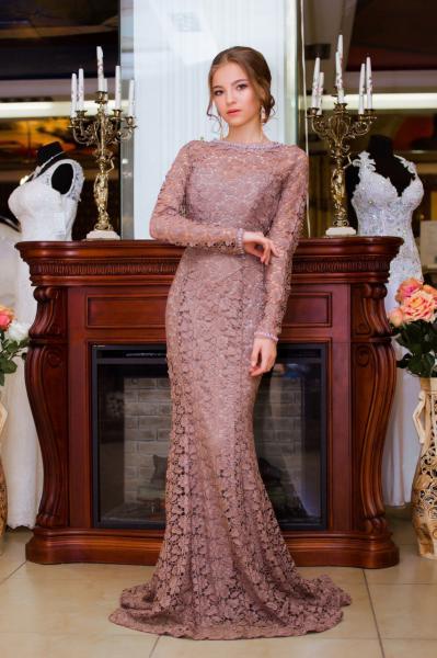 Вечернее платье 2371