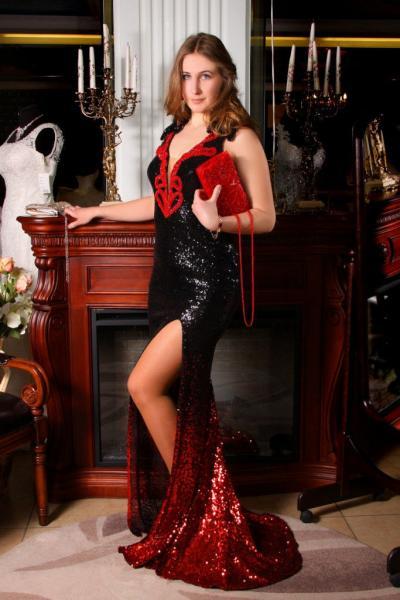 Вечернее платье 2500