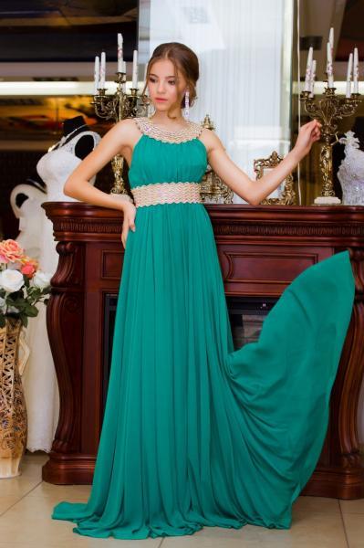 Вечернее платье 1707