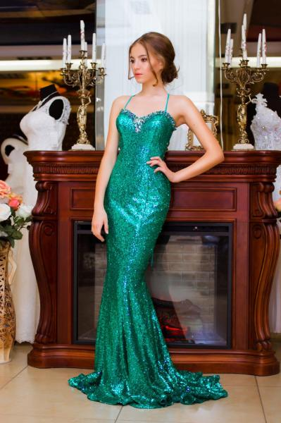 Вечернее платье 4163