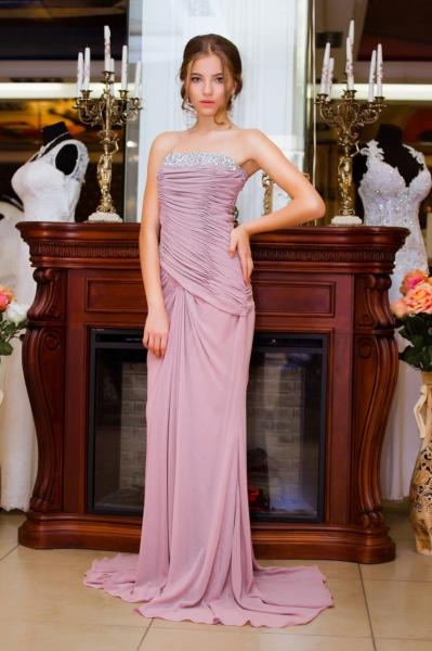 Вечернее платье 1074