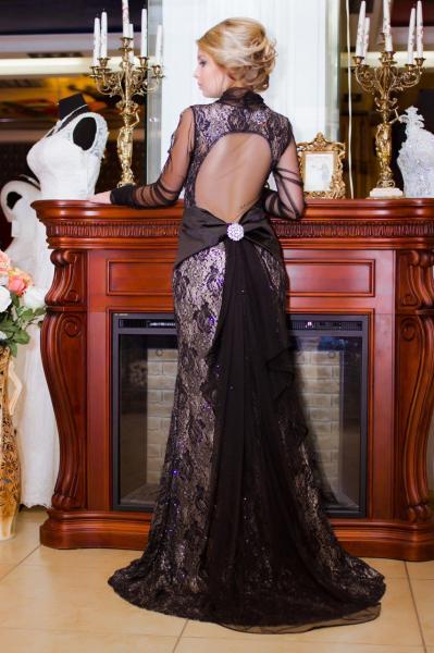 Вечернее платье 10491