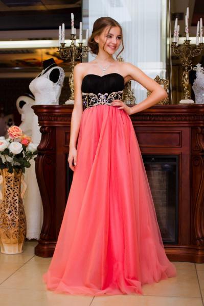 Вечернее платье 620
