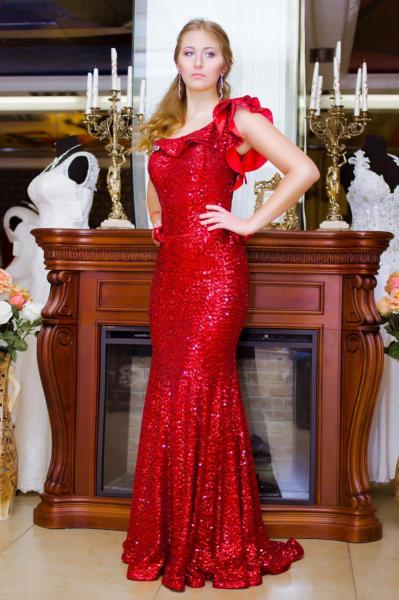 Вечернее платье 2266