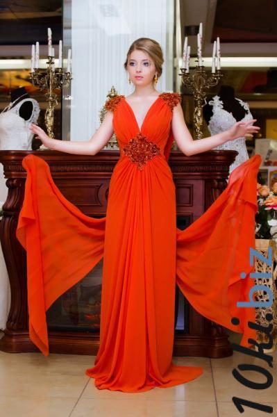 Вечернее платье 1338 Вечерние платья в ТЦ «Шок» (Харьков)