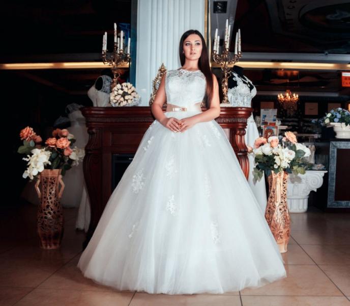 Свадебное платье Аделайн