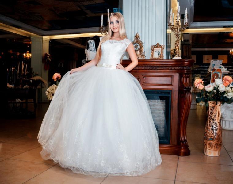 Свадебное платье Мишелька