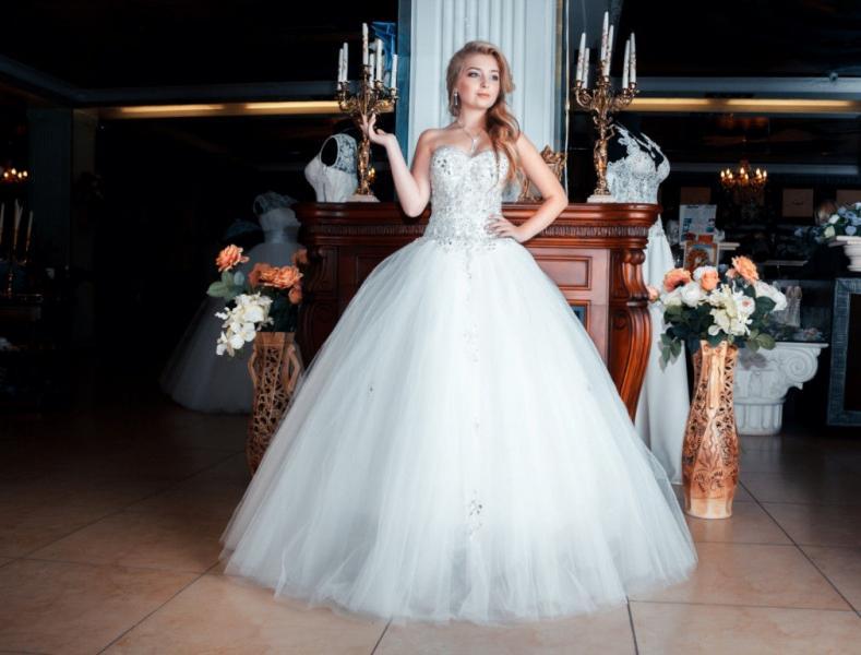 Свадебное платье Брендина