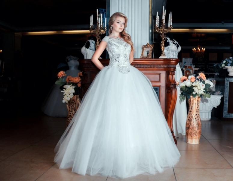 Свадебное платье Британия нью
