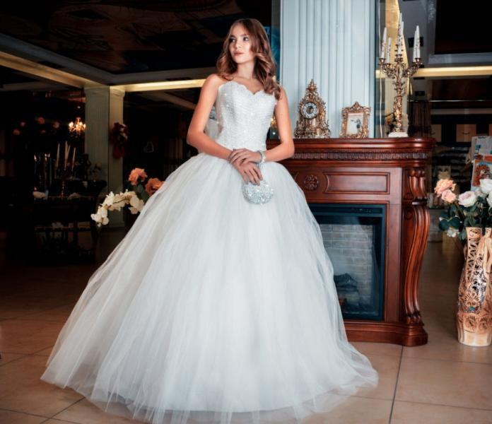 Свадебное платье Панна