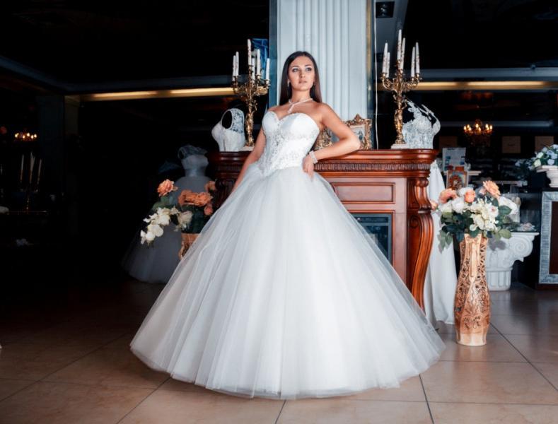 Свадебное платье Эрнеста
