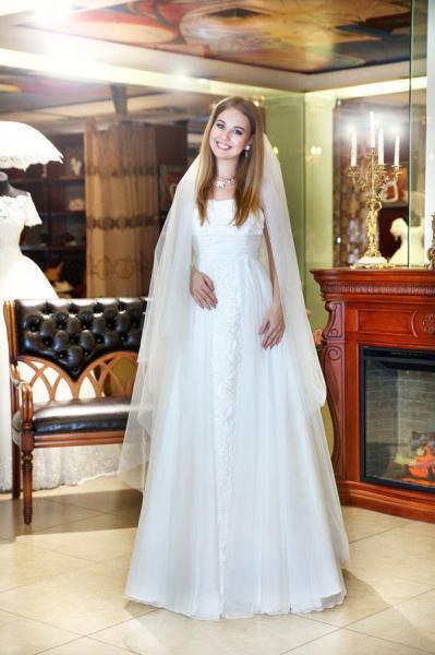 Свадебное платье Кучеряшка