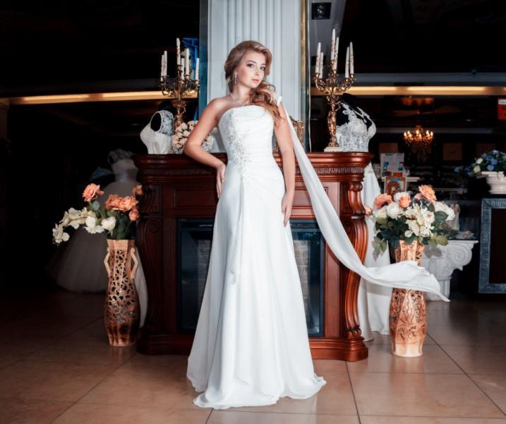 Свадебное платье Лучик
