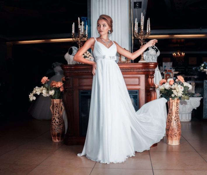 Свадебное платье Ноэмия