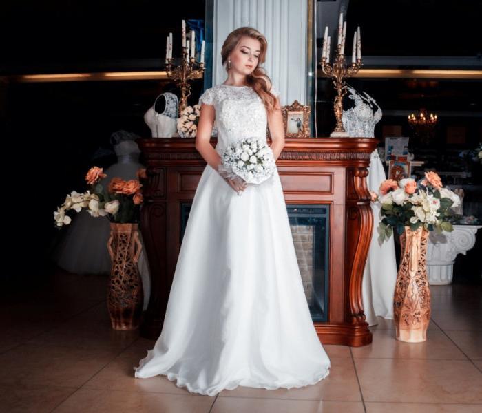 Свадебное платье Бернадет