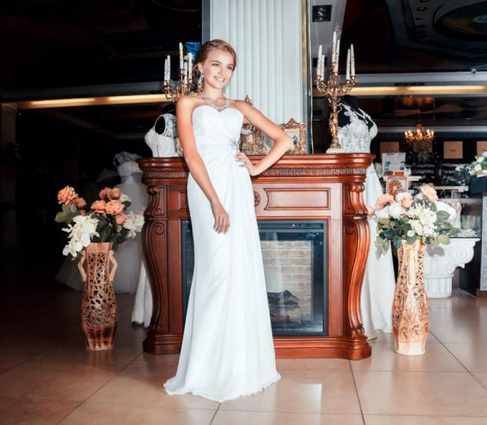 Свадебное платье Наркисса