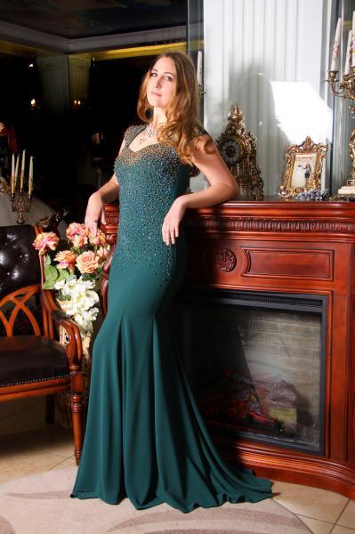 Вечернее платье 10001