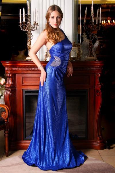 Вечернее платье 0104