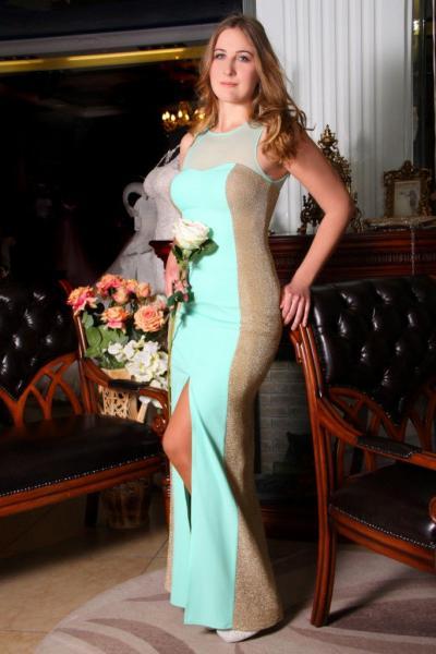 Вечернее платье 1418