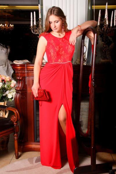 Вечернее платье 3476
