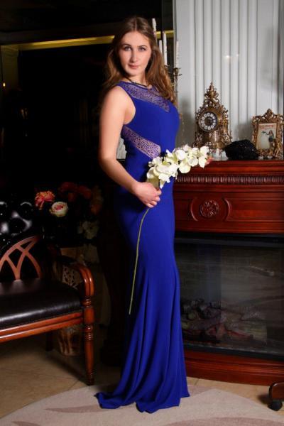 Вечернее платье 3707