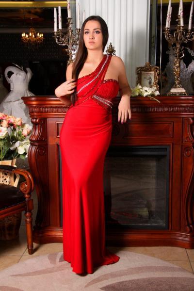 Вечернее платье 3783