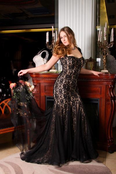 Вечернее платье 4196