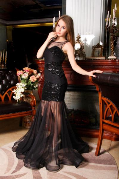 Вечернее платье 4238