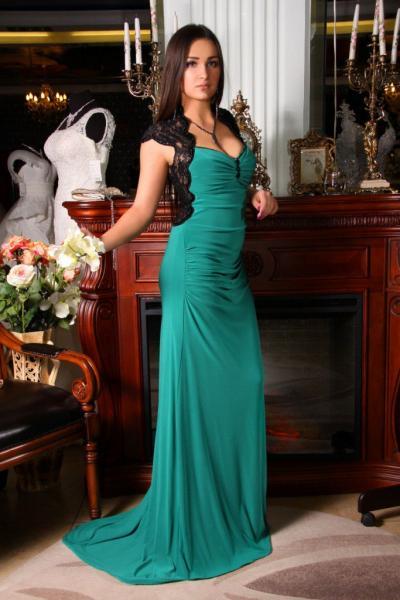 Вечернее платье 4321