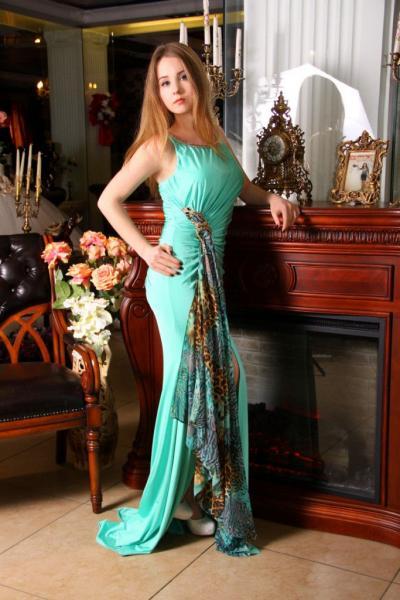 Вечернее платье 4442