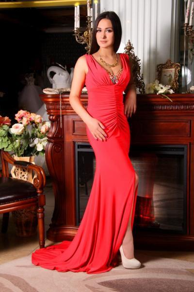 Вечернее платье 4571