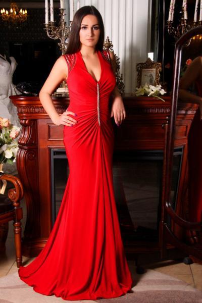 Вечернее платье 4686