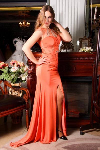 Вечернее платье 4771