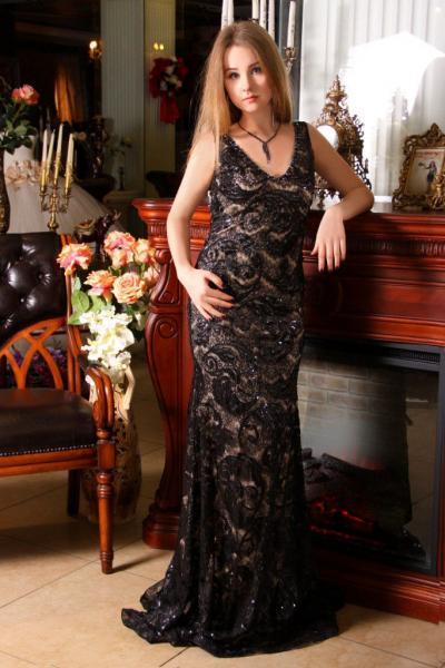 Вечернее платье 4774