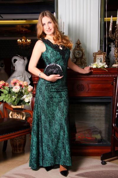 Вечернее платье 5026