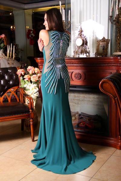 Вечернее платье 8441
