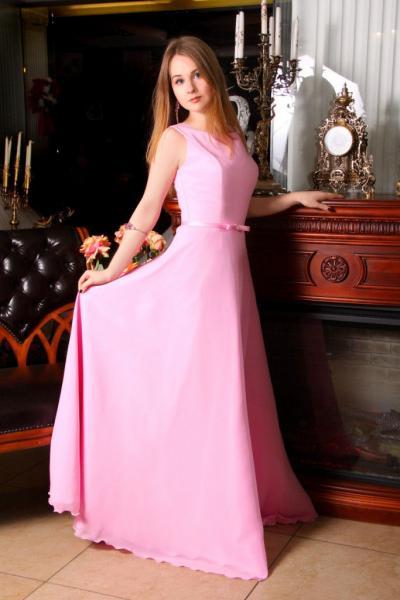 Вечернее платье Алисьон