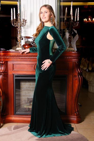 Вечернее платье 2484