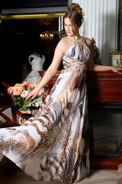 Вечернее платье 3320